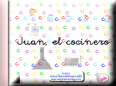 Juan el cocinero