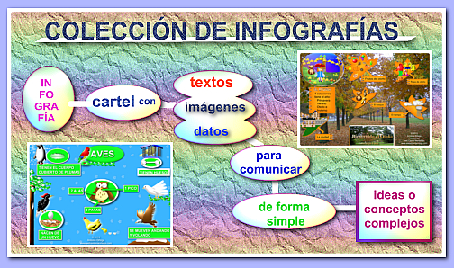 Mi colecci�n Infograf�as