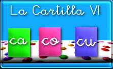Cuadernillo pdf La Cartilla 6:cacocu