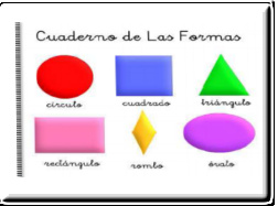 Cuaderno Las Formas