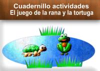 Cuadernillo Actividades Juego de la rana y la tortuga