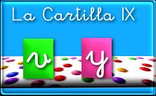 Cuadernillo pdf La Cartilla 9: v,y