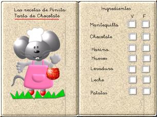 Las recetas de Pinita